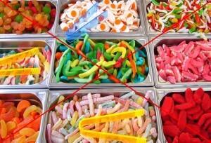 Kalorienrecihe Süßigkeiten vermeiden