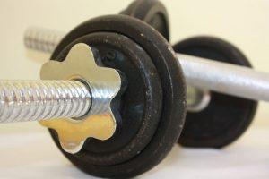 Kurzhantel für Workout