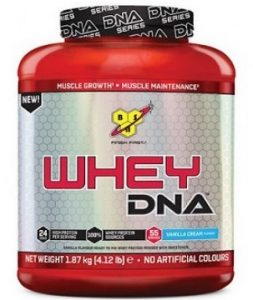 Rotes Whey Protein