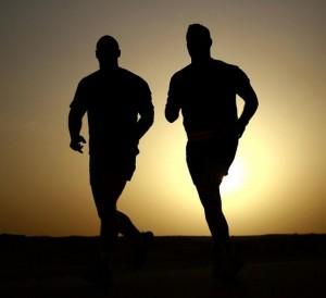 Sport betreiben zum Abnehmen