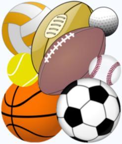 Mehrere Sportarten